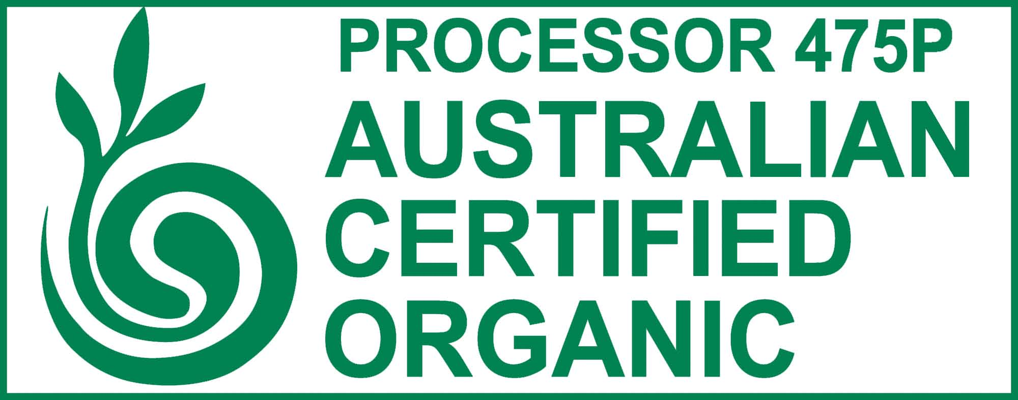 Что именно означает когда продукт сертифицирован 'Australian Certified Organic'?