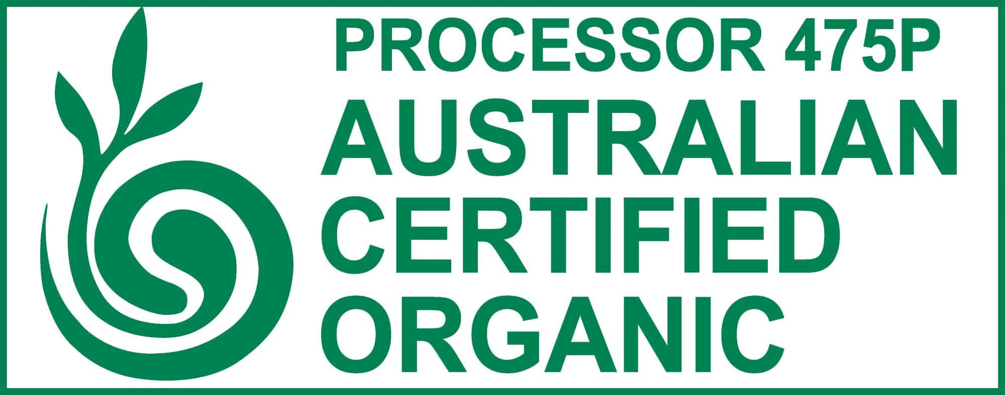 What do 'Australian Certified Organic' mean?