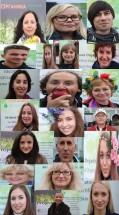 Open Air Organic Fair Organic Face 2014