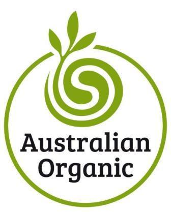 Australian Organic logoNEW
